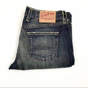 ** Lucky Brand ** Classic rider jeans